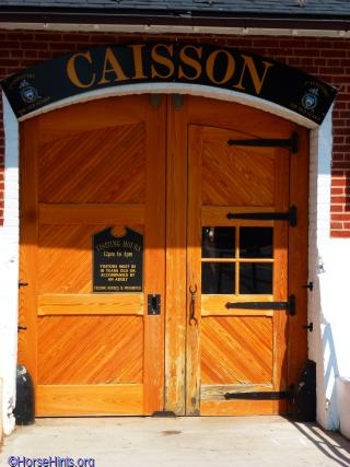 Caisson Barn at Ft. Myer
