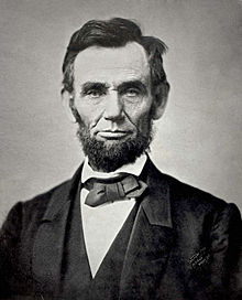 Image: Public Domain/Abraham Lincoln at age 54, 1863/16th President of the United States/In office:  March 4, 1861-April 15, 1865